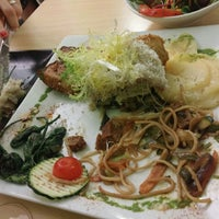 Photo taken at Restaurante Yerbabuena by Ricórdago J. on 7/8/2016