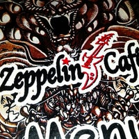 Photo taken at Zeppelin Bar by Miguel S. on 5/24/2013