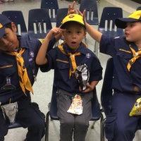 Photo taken at Boy Scouts of America Scout Shop by Binky B. on 10/27/2016