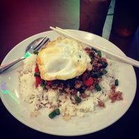 Photo taken at Hoy Ka Noodles by Eric L. on 7/1/2013