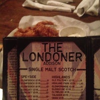 Photo taken at The Londoner by Patricia C. on 1/4/2013