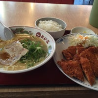 Photo taken at 天下一品 新庄店 by orthrus 1. on 4/16/2016