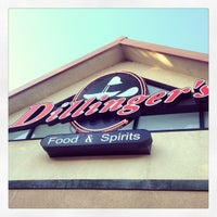 Photo taken at Dillingers Bar & Grill by Colorado Card on 6/28/2013