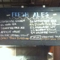 Photo taken at Fitger's Brewhouse Brewery & Grille by Eric V. on 11/6/2012