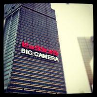 Photo taken at Bic Camera by PEN_NAME_MAKE on 10/26/2012