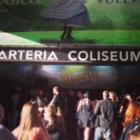 Photo taken at Teatro Arteria Coliseum by Mari trini G. on 6/3/2013