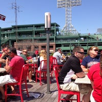 Photo taken at Jerry Remy's Sports Bar & Grill by Amber S. on 4/28/2013