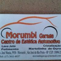 Photo taken at Morumbi Garage - Centro de Estetica Automotiva by Douglas D. on 7/15/2013