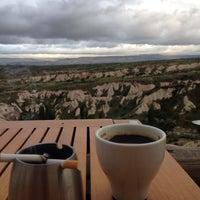 Photo taken at Argos In Cappadocia by Ersin A. on 5/28/2016