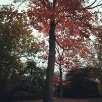 Photo taken at Memorial Park Playground by Neal H. on 10/25/2012
