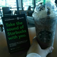 Photo taken at Starbucks by Monica G. on 5/29/2016