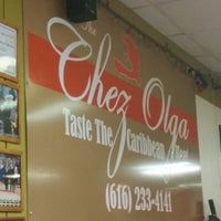 Photo taken at The Chez Olga by Doomy C. on 10/31/2014