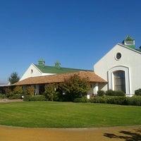 Photo taken at Viña Casas Del Bosque by Mauricio T. on 4/11/2013