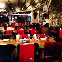 Photo taken at Özgür Şef Steakhouse by nesil v. on 3/6/2013