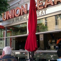 Photo taken at Union Bear by Esther D. on 6/23/2013