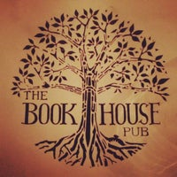 Photo taken at The Book House Pub by Hooty T. on 12/28/2012