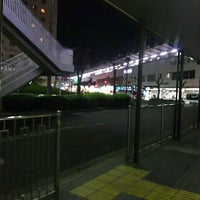 Photo taken at 京阪守口市駅 バスターミナル by ei2ei2_feather on 11/17/2016
