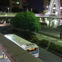 Photo taken at 京阪守口市駅 バスターミナル by ei2ei2_feather on 9/23/2016