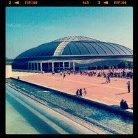 Photo taken at Palau Sant Jordi by Ignasi C. on 1/9/2013