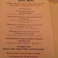Photo taken at Restaurant Sent Sovi by Diane C. on 1/1/2015
