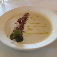 Photo taken at Restaurant Sent Sovi by Diane C. on 5/10/2014