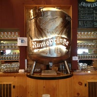 Photo taken at Rumspringa Brewing Company by Joel S. on 8/3/2013