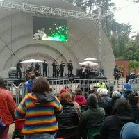 Photo taken at Anfiteatro San Pedro de la Paz by Matias A. on 9/19/2012