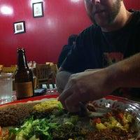 Photo taken at Awash Ethiopian Restaurant by Jennifer J. on 3/27/2013