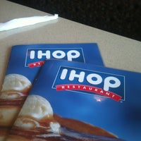Photo taken at IHOP by Larry P. on 5/2/2013