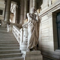 Photo taken at Justitiepaleis / Palais de Justice by Euthymia K. on 10/20/2012