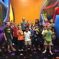 Photo taken at Pump It Up by Sean K. on 5/16/2015