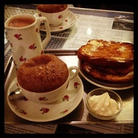 Photo taken at Chocolat Cazenave by Catherine P. on 3/2/2013