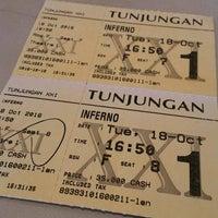 Photo taken at Tunjungan XXI by Annisa R. on 10/18/2016
