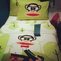 Photo taken at The Paul Frank Store by Deassy A. on 2/3/2013