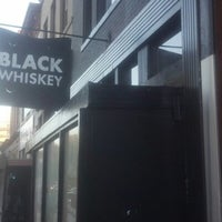 Photo taken at Black Whiskey by Tom J. on 5/2/2013