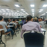 Photo taken at Exam Hall by Hui C. on 10/19/2016