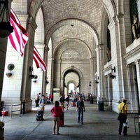 Photo taken at Union Station by Daryl W. on 7/5/2013