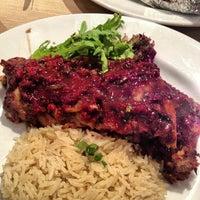 Photo taken at Big O Cafe & Restaurant by Allan M. on 10/25/2012