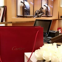 Photo taken at Cartier by Haifo . on 12/6/2016