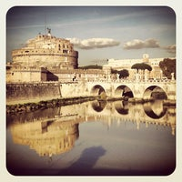 Photo taken at Castel Sant'Angelo by Kenneth K. on 10/17/2012