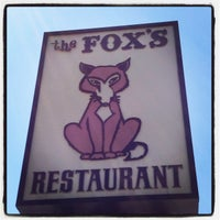 Photo taken at Fox's by David R. on 5/11/2013