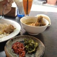 Photo taken at Bumbu Desa by DyLa R. on 10/4/2012