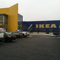 Photo taken at IKEA by Heather F. on 12/1/2012