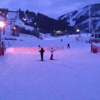 Photo taken at Park City by Marshall M. on 12/28/2012