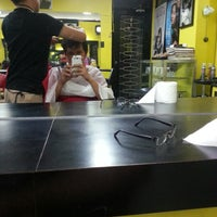Photo taken at Iona's Kit Cut Salon by Rodney Edward C. on 6/15/2013