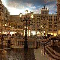 Photo taken at The Venetian Macau Resort by Ivan S. on 5/4/2013