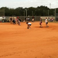 Photo taken at Palma Ceia Little League by Greg H. on 12/15/2012