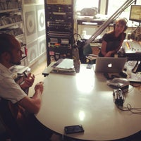 Photo taken at Ipanema FM by Beth M. on 10/4/2012