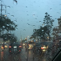 Photo taken at Chaeng Watthana Road by Daow Ja D. on 7/12/2016
