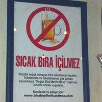Photo taken at Efes Garden Pub by Eko® on 3/31/2013